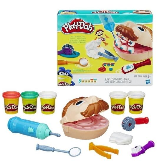 Massinha De Modelar Play-doh Dentista Hasbro Brinquedos