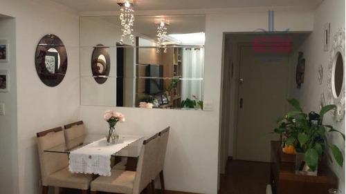 Imagem 1 de 26 de Apartamento Residencial À Venda, Mandaqui, São Paulo - Ap1292. - Ap1292