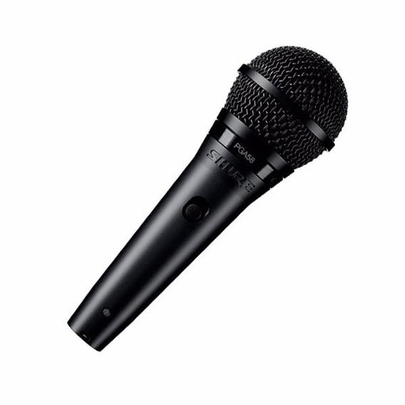Microfono Dinamico Con Cable Shure Pga 58 Xlr