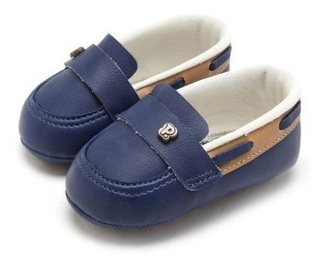 Sandália Infantil Meninos Pimpolho Azul