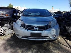 Nissan Note 2014 Solo Por Partes