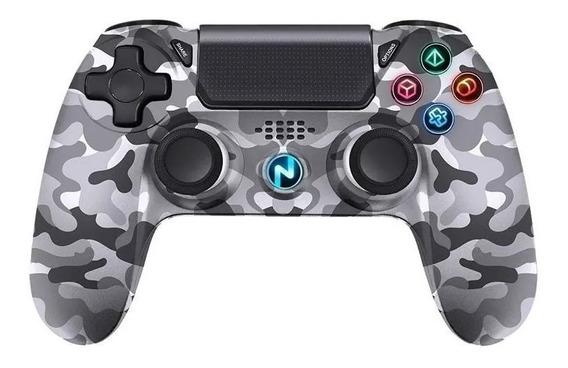 Joystick Playstation 4 Noga 4300x Ps4 Inalambrico Camuflado