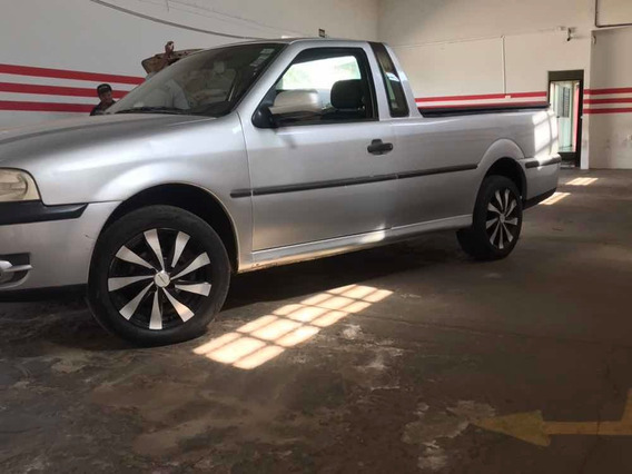 Volkswagen Saveiro 1.6 City Total Flex 2p 2004