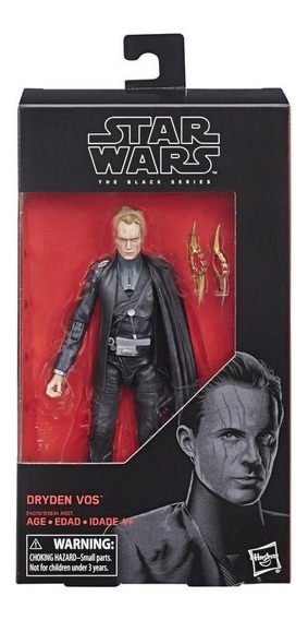 Star Wars E4070 Figura Star Wars Black Series Dryden Vos Jug