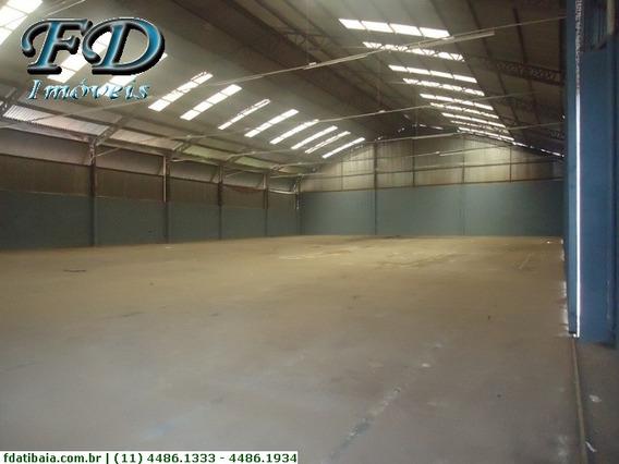 Galpões Industriais Para Alugar Em Mairiporã/sp - Alugue O Seu Galpões Industriais Aqui! - 1259746