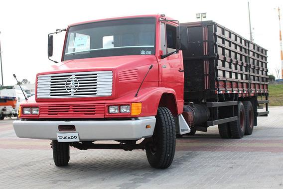 Mb 1621 6x2 Truck Carroceria Grade Alta= Volks Volskwagen