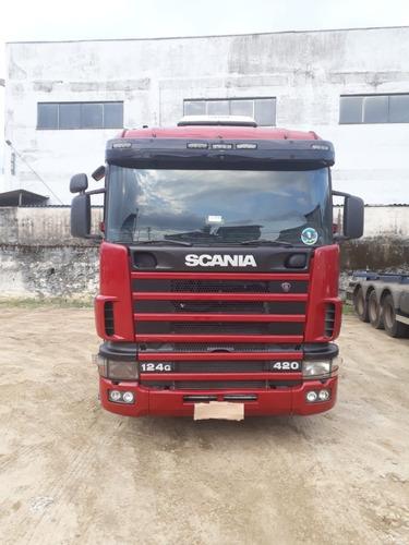 Scania R124 400 6x2  2004/2005
