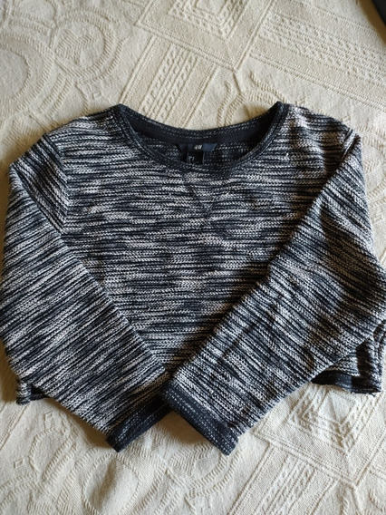 Sweater H&m Mujer Talle S