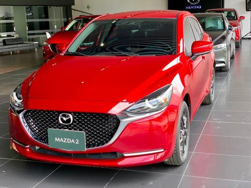 Mazda 2 Sedan Grand Touring Lx Rojo   2022