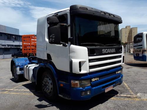 Scânia 4x2 G420 124 Ano 2003