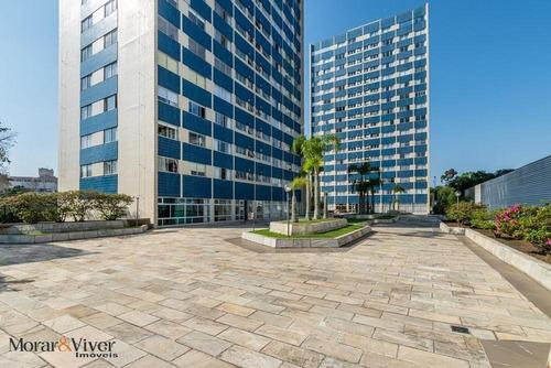 Imagem 1 de 15 de Apartamento Para Venda Em Curitiba, Cabral, 3 Dormitórios, 1 Suíte, 2 Banheiros, 2 Vagas - Ctb0033_1-1639943