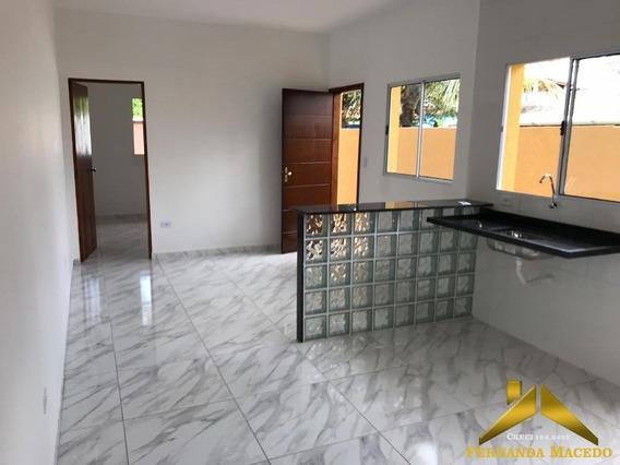 Realize O Sonho Da Casa Própria - Casa Nova - Minha Casa Minha Vida - Ca00032 - 34114128