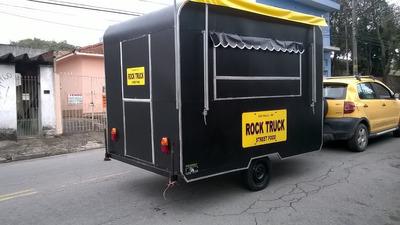 Trailer Lanchonete Food Truck R$ 15.000