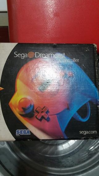 Sega Dreamcast Controles+vmu+console No Estad Ler Descrição