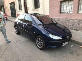 Peugeot 206 1.9 Xrd Aa 2002