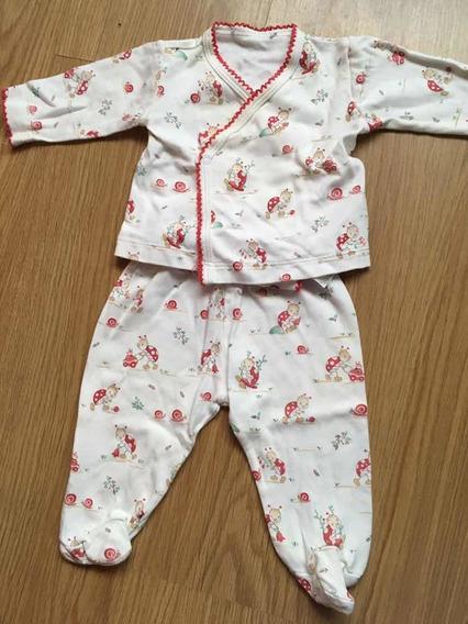 Pijama Bebé Baby Cottons