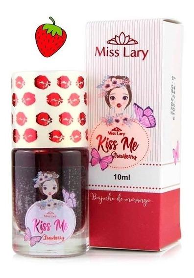 Lip Tint Miss Lary Kiss Me Morango