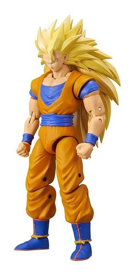 Juguete Figura De Acción Goku Súper Sayayin 3 Dragon Ball Z