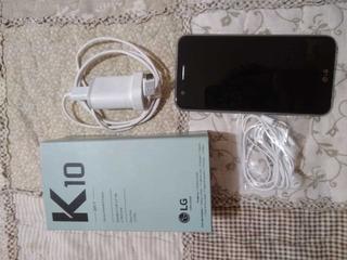 Celular Lg K10 Asi Nuevo