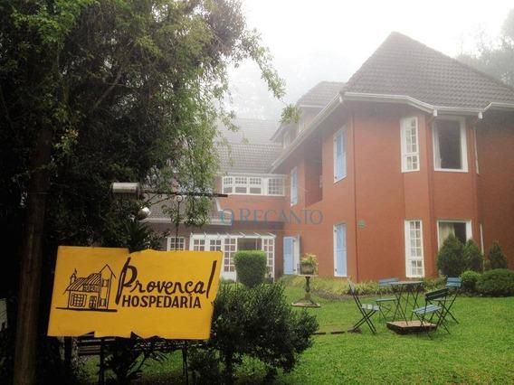 Hotel Com 15 Dormitórios À Venda, 500 M² Por R$ 1.990.000,00 - Vila Suzana - Canela/rs - Ho0019