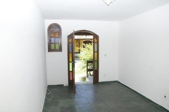 Casa Com 2 Dormitórios Para Alugar Por R$ 1.100/mês - Serra Grande - Niterói/rj - Ca0717