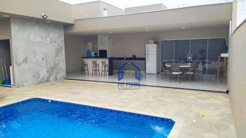 Casa Com 2 Dormitórios À Venda, 170 M² Por R$ 390.000,00 - Jardim Tangará - Bady Bassitt/sp - Ca2543
