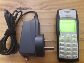 Celular Nokia 1100 (movistar) Ideal Para La 3er Edad !impec!