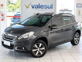 Peugeot 2008 Crossway 1.6 Flex 16v 5p Aut 2018