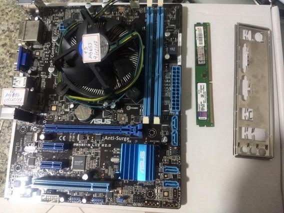 Kit Core I5 3330 + Placa Mãe Asus + 8gb Ddr3