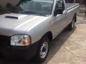 Vendo Camioneta Nissan Frontier Turbo Intercooler Año 2011 C