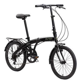 Bicicleta Dobrável Para Uso Urbano Aro 20 Eco+ Durban