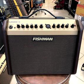 Amplificador De Violao Fishman Loudbox Mini 60w + Nf