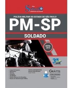 Apostila Pm-sp - 2019 - Soldado
