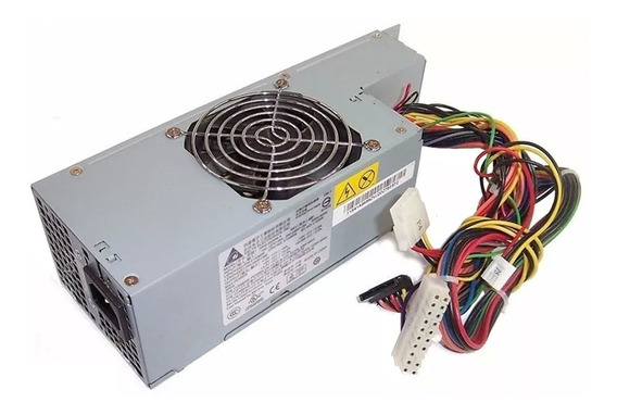 Fonte Atx Especial Original   Delta Electronics 180wrms