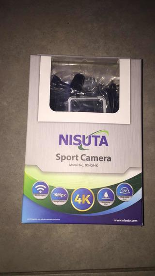 Cámara Nisuta Go Sport