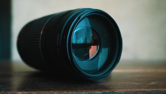 Lente Canon Ef 75-300mm F/4.5.6 Iii - A Vista 399
