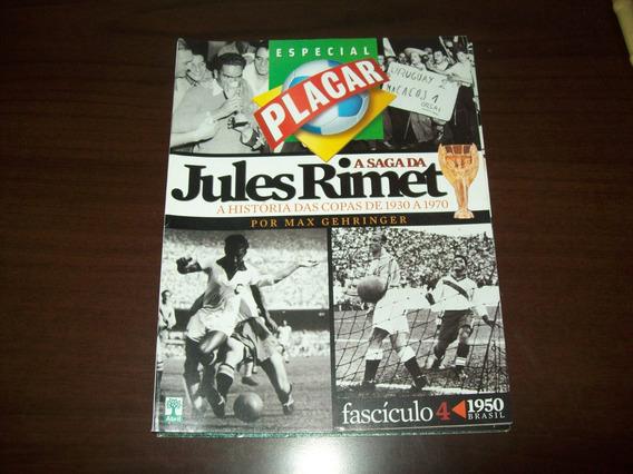 Revista Placar - Coleção Jules Rimet - Copa 1950
