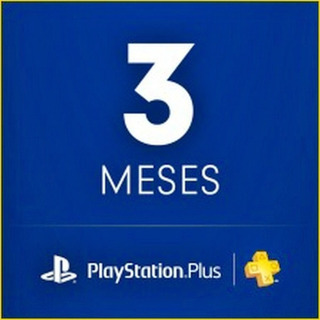 Ps Plus 3 Meses Playstation Psn Store