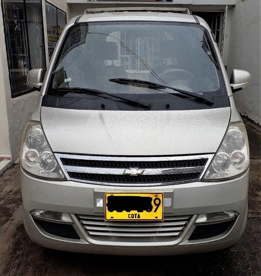 Van Pasajeros N200 Plus Mod. 2012 Km.78.600