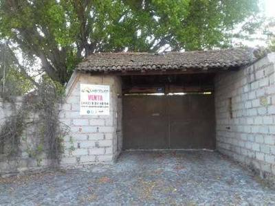 Casa Estilo Mexicano En Fraccionamiento Abierto Con Alta Plusvalía.