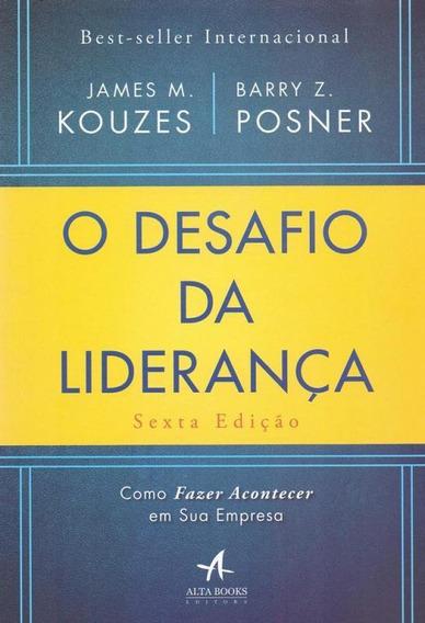 Desafio Da Lideranca, O - Alta Books