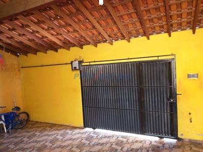 Casa À Venda Em Loteamento Residencial Porto Seguro - Ca266990