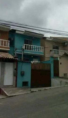 Imagem 1 de 12 de Casa Com 2 Quartos, 76 M² Por R$ 250.000 - Trindade - São Gonçalo/rj - Ca15128