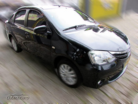 Toyota Etios Xls Sedan 1.5 Flex 16v 4p Mec. 2014