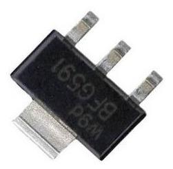 3x Transistor Bfg591
