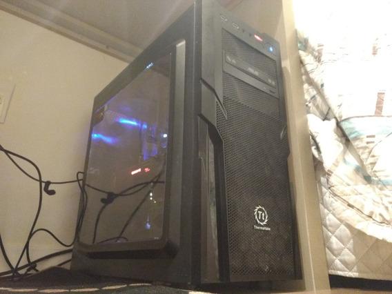 Computador Gamer I7 7700k, Gtx 1060 E 16gb Ram