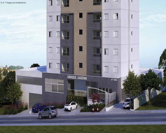 Apartamento À Venda No Edifício Unique Jardine - Sorocaba/sp - Ap07975 - 33863323