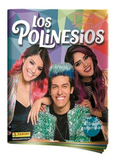 Álbum Los Polinesios Completo. Panini. Nuevo!