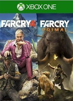 Far Cry Primal + Bundle Far Cry 4 Xbox One