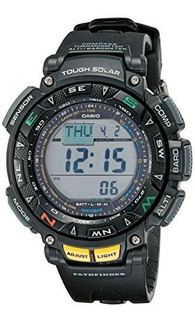 Casio Pathfinder - Reloj Deportivo Multifunción Para Hombre,